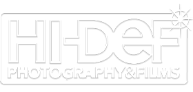 Hi-Def Photography & Films Logo